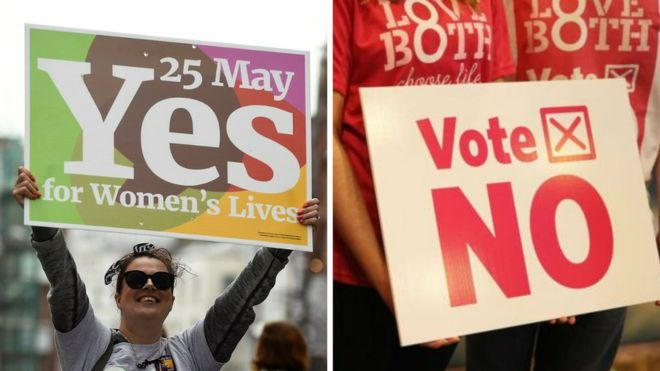 Irish abortion referendum voting opens