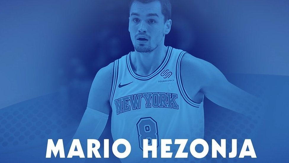 NBA star Hezonja predicts 'his team' Newcastle to beat Cardiff