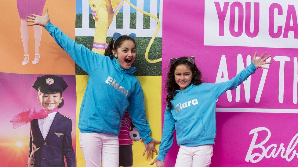 Elena and Clara