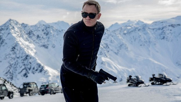 James Bond: Spectre to be released on 26 October - BBC News