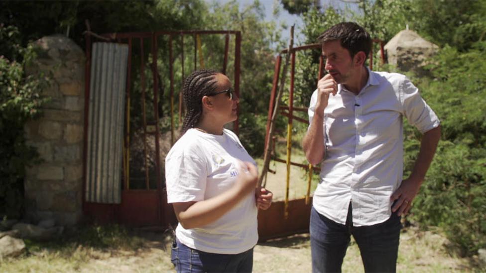 Sara i Džastin