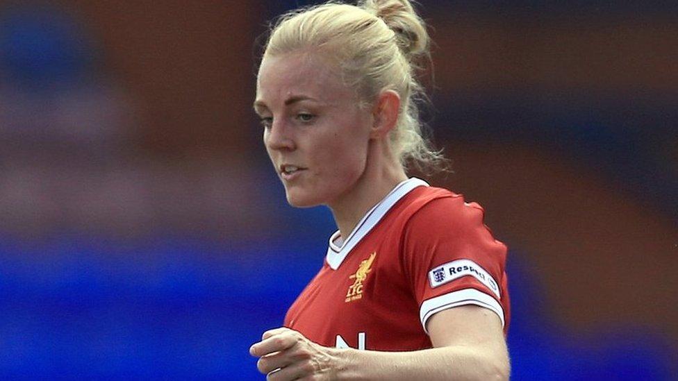 Liverpool's Ingle joins Chelsea Women