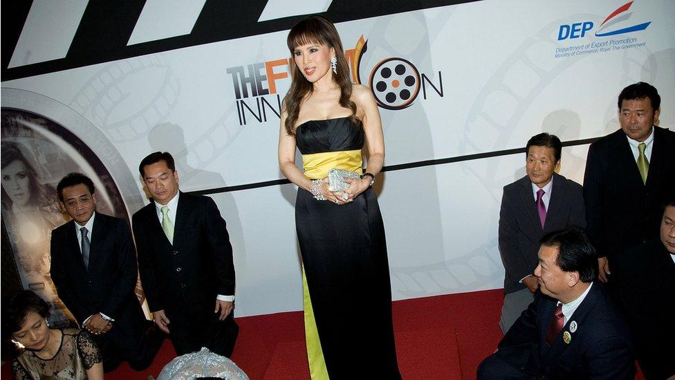 公主出演的影片入選第15屆釜山國際電影節。
