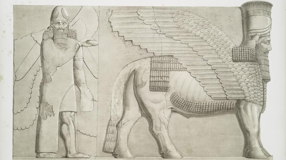 The Lamassu of Nineveh