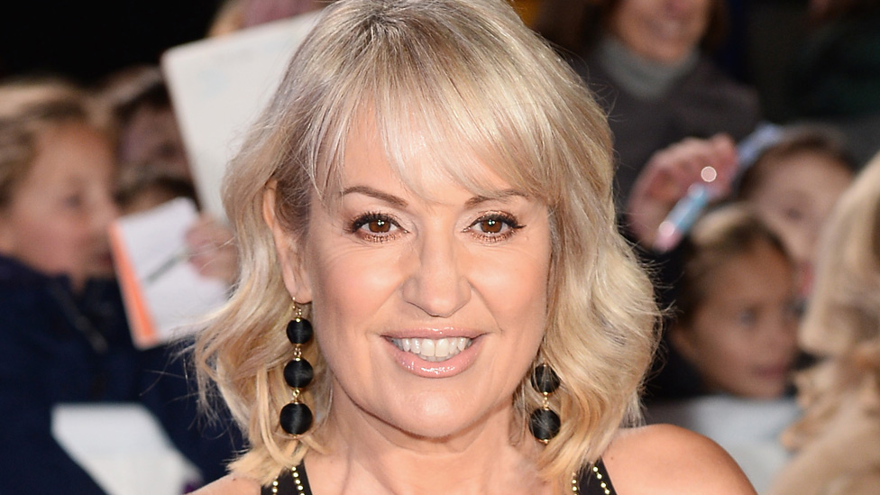 Nicki Chapman praised for sharing tumour diagnosis
