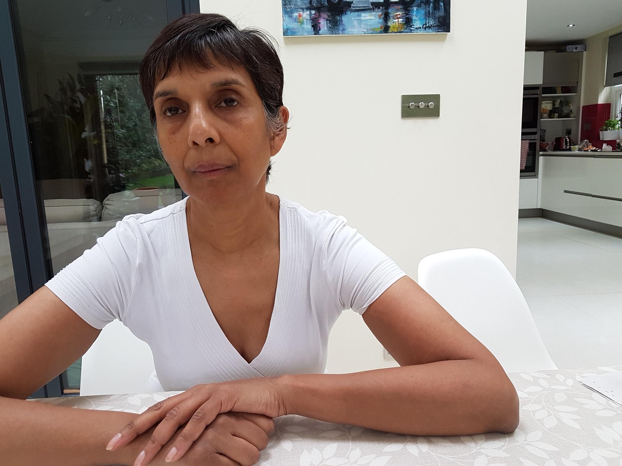 Dame Reena Keeble
