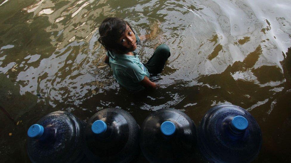 banjir, perubahan iklim