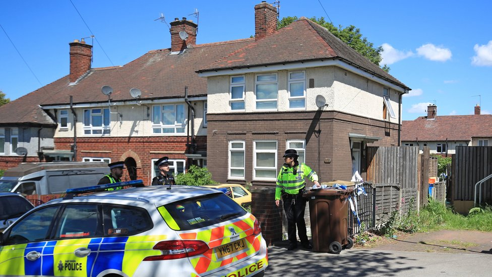 Sheffield 'incident': Two boys die in Shiregreen