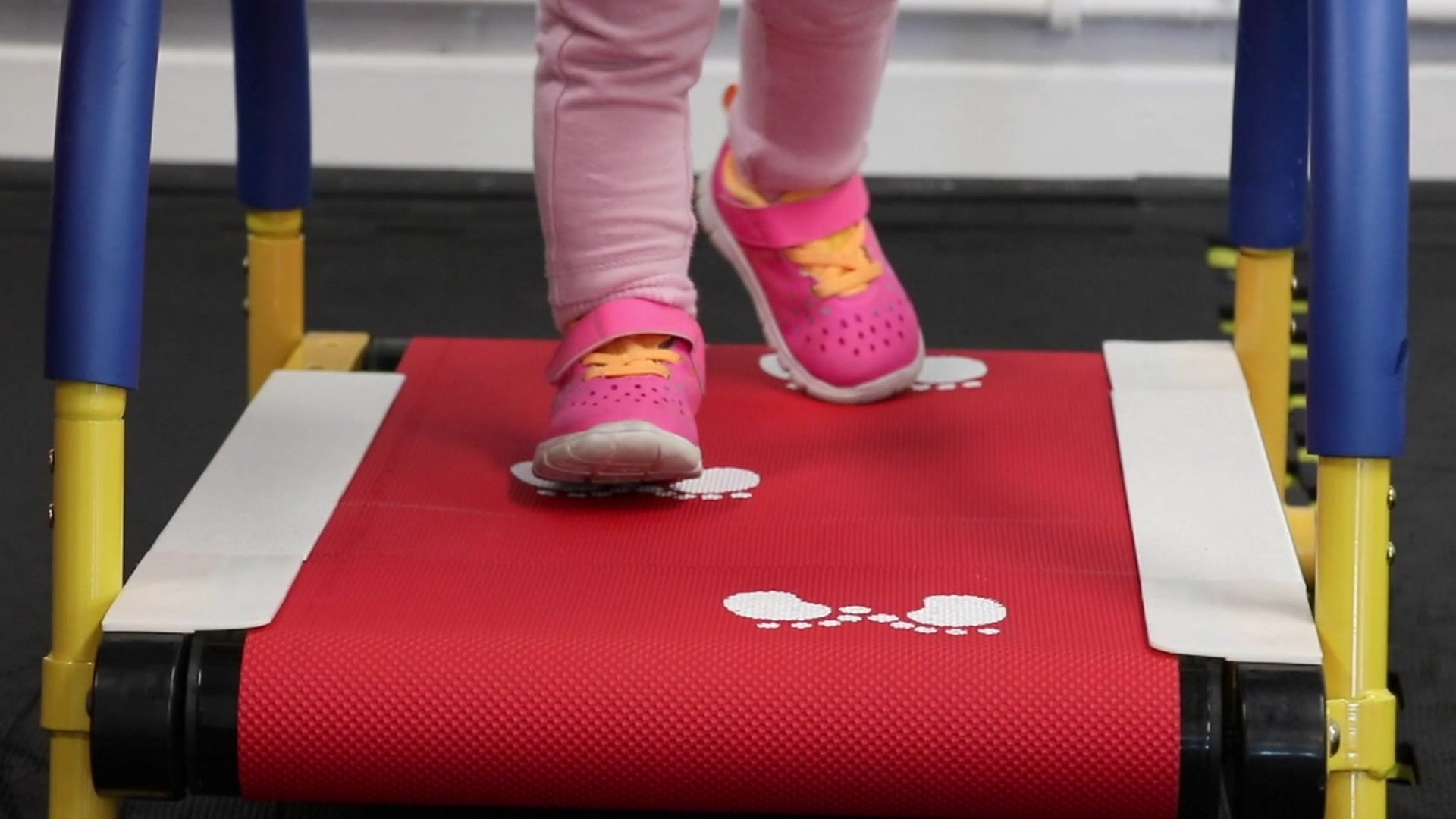 The Teesside gym with treadmills for toddlers