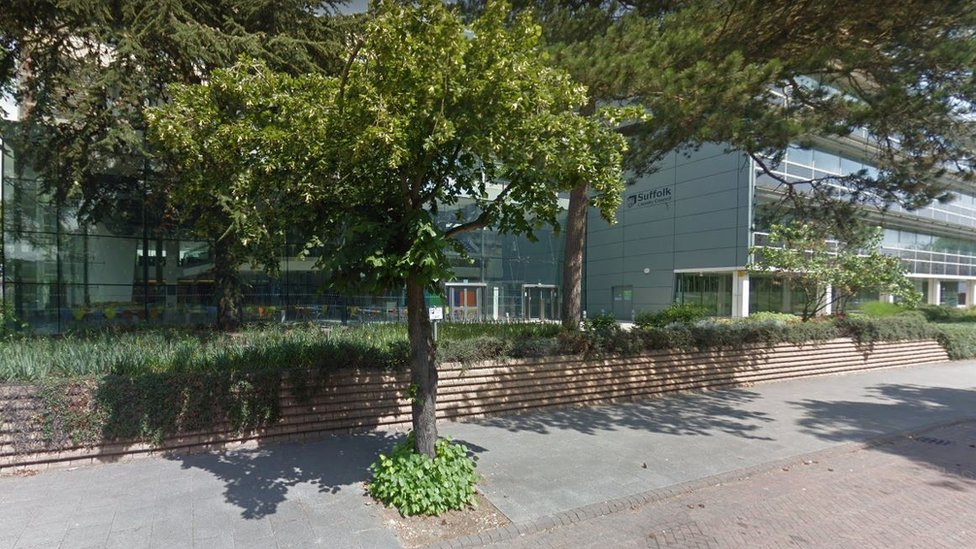 Suffolk County Council HQ