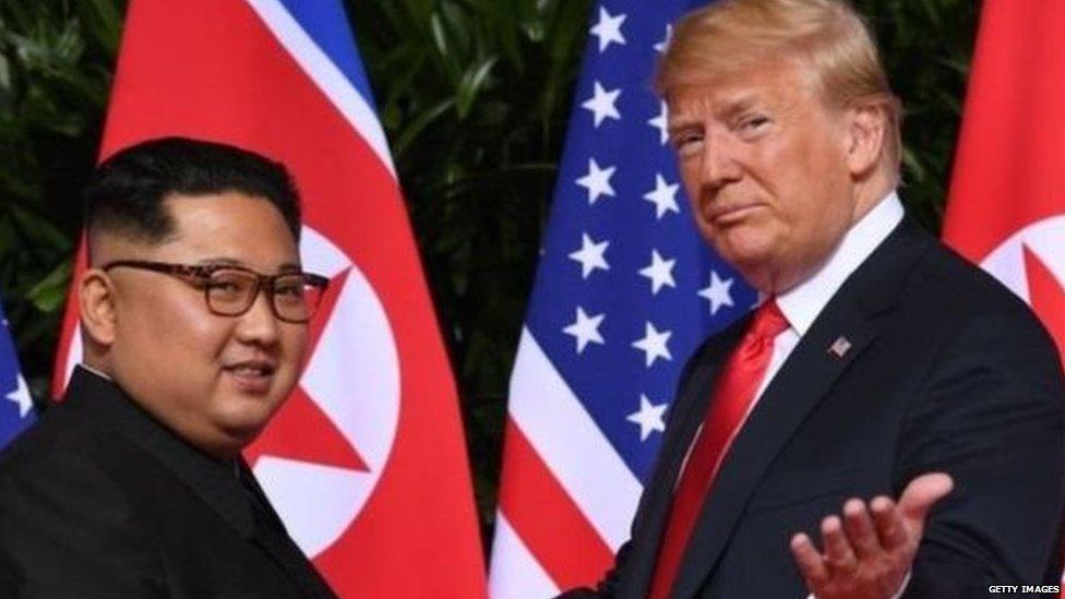 उत्तर कोरिया की अमरीका को दो टूक-नहीं बदलेंगे अपना रुख़
