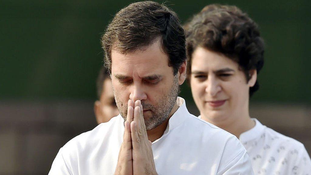 क्या कांग्रेस का भविष्य अब नेहरू-गांधी परिवार में नहीं है? - नज़रिया