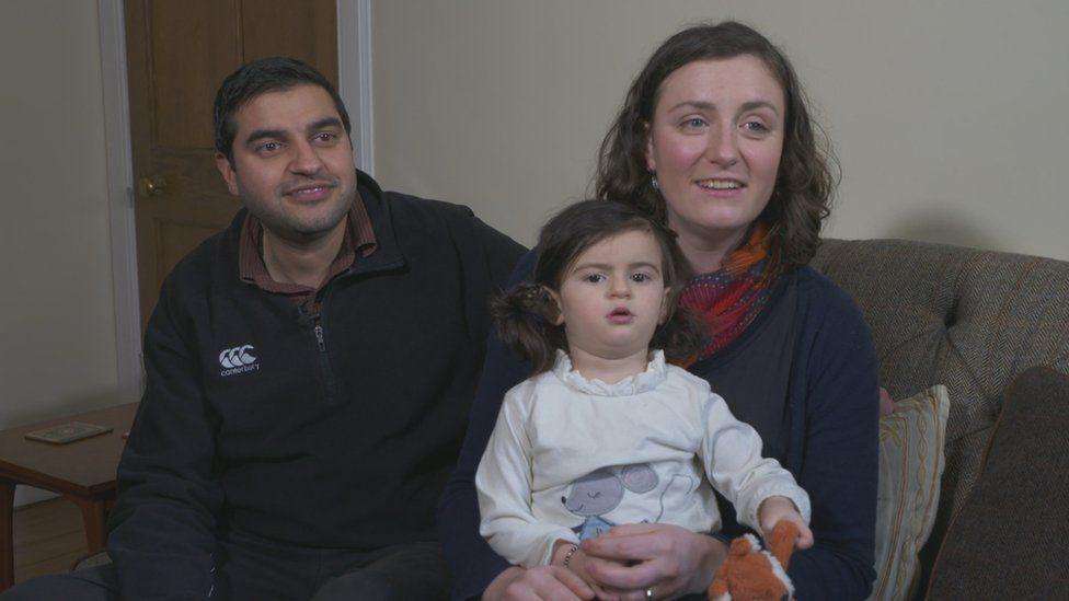 Anya y su familia