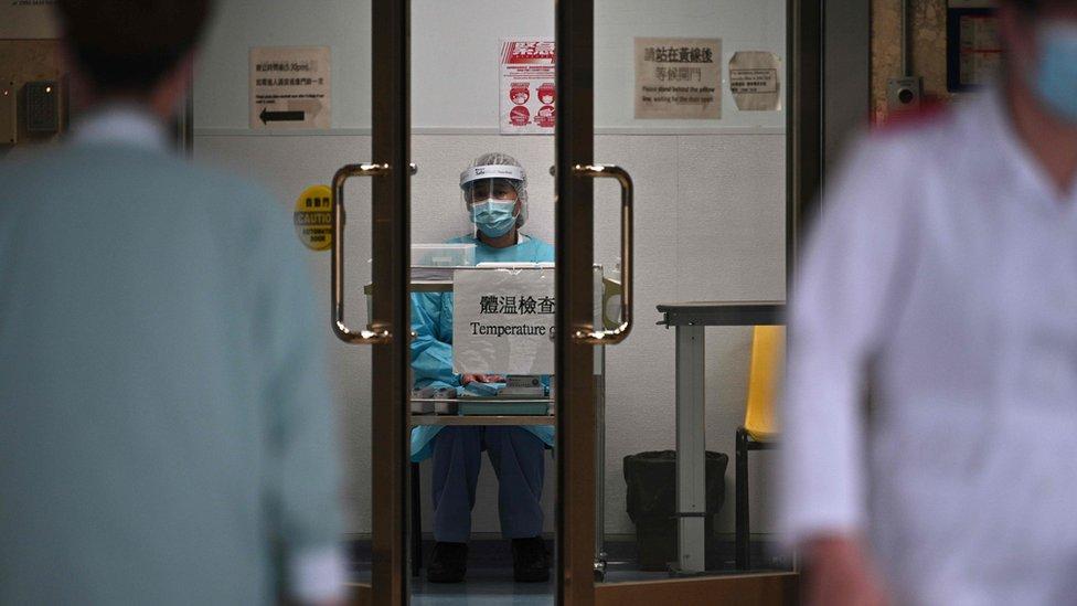 醫護人員關注香港公營醫院防疫和醫療裝備不足。