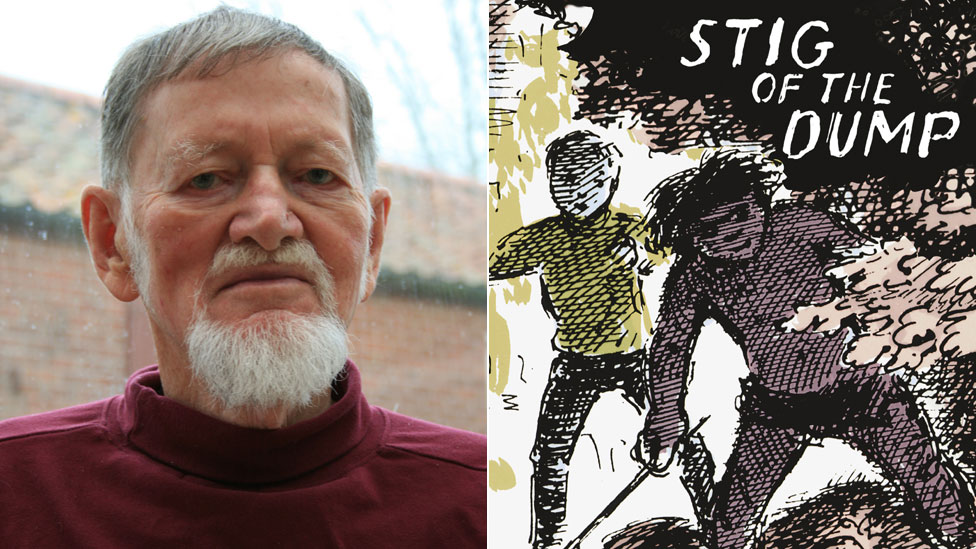 Stig of the Dump author Clive King dies aged 94