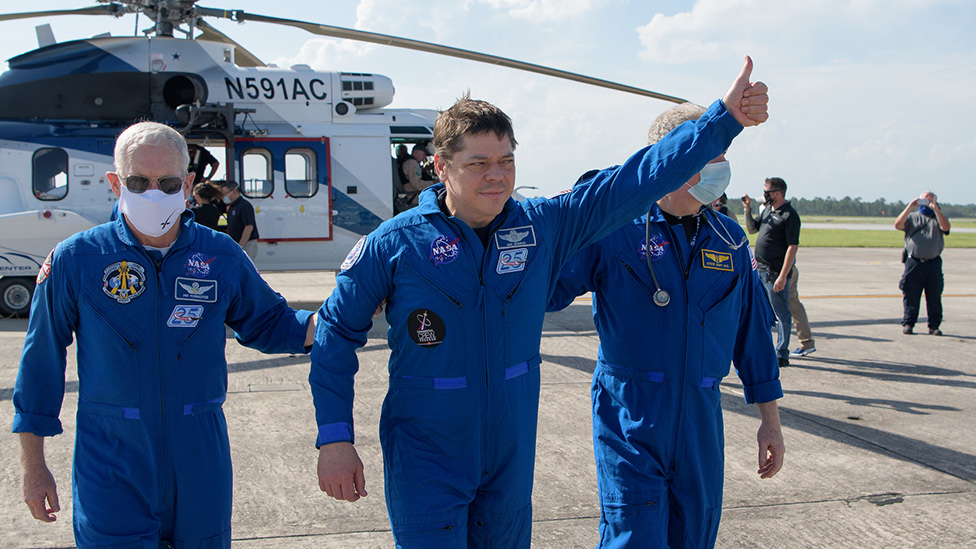NASA, Space-X, Bob Behnken