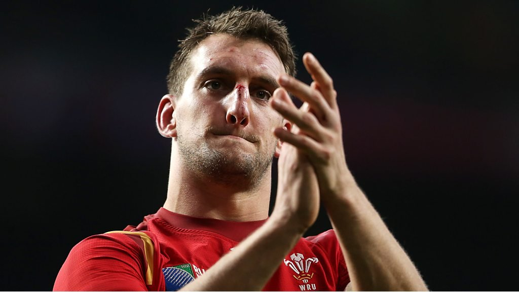 Sam Warburton: The best bits