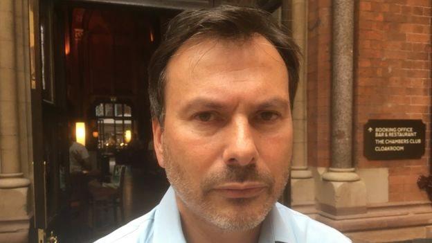 Саймон Анхольт, британський маркетолог