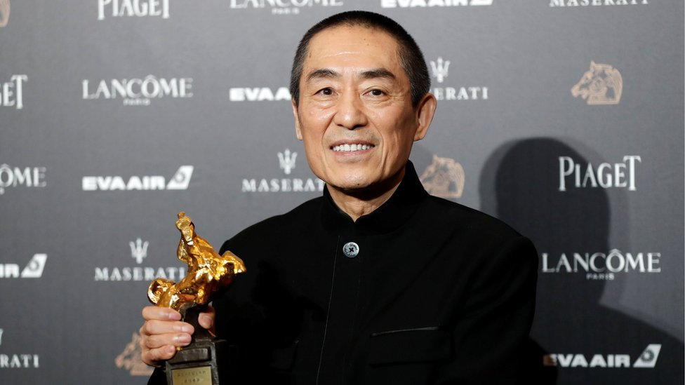 Golden Horse: Zhang Yimou's Shadow wins most awards