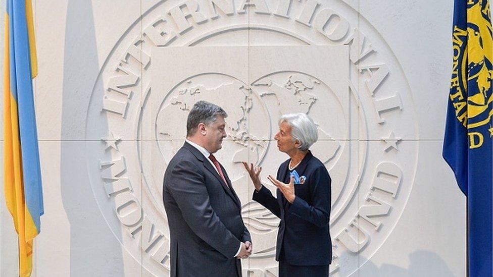 Україна і МВФ: місія завершена, переговори тривають?