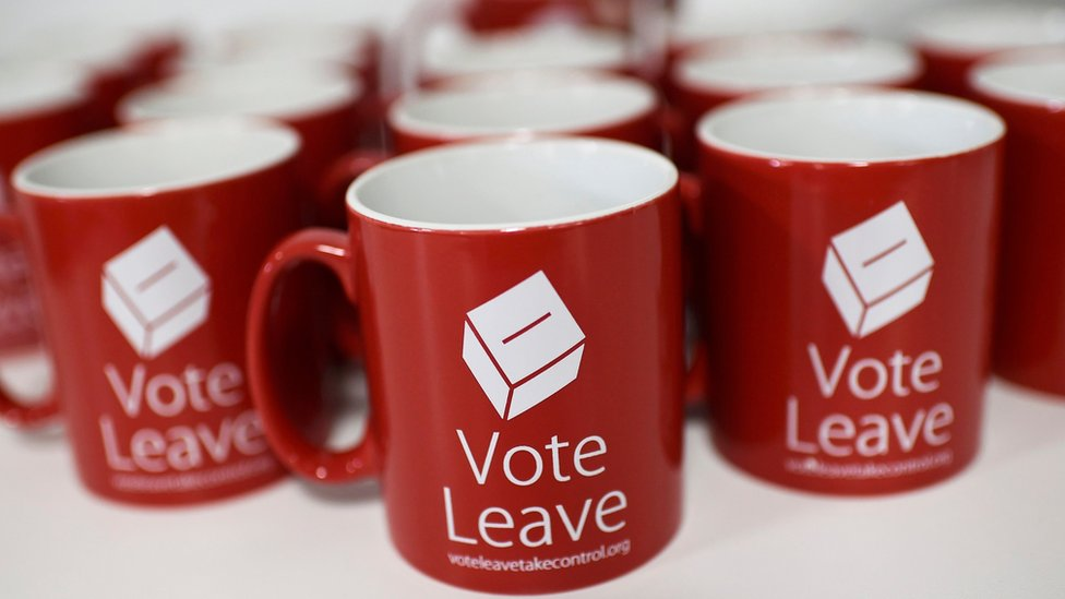 Brexit: Vote Leave broke electoral law, says Electoral Commission