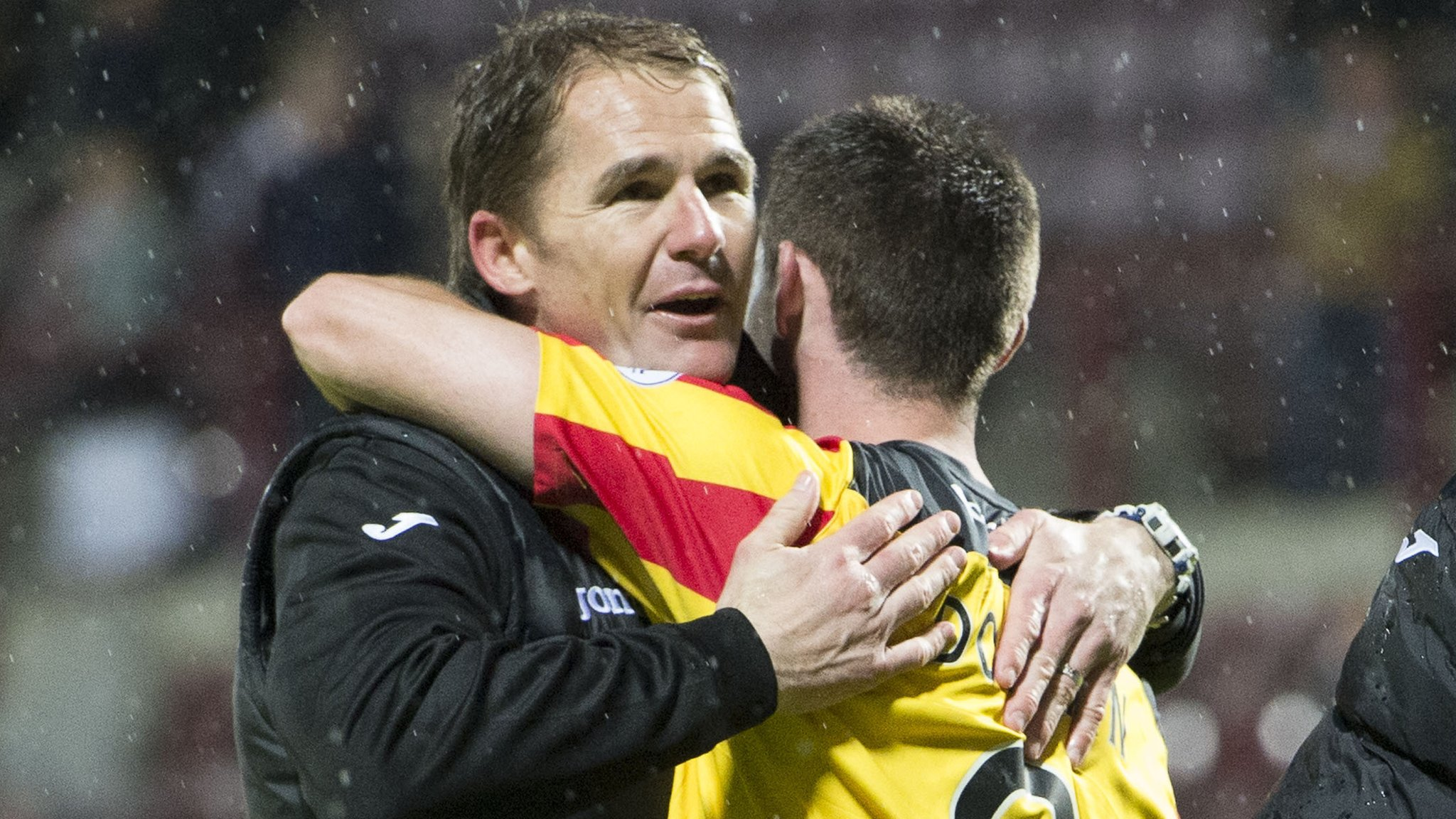Alan Archibald: Kris Doolan backs Partick Thistle manager
