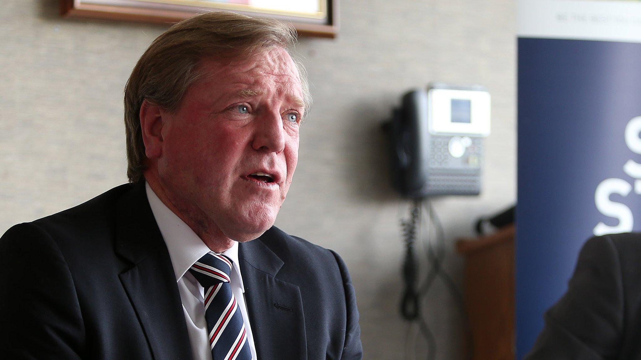 Glamorgan chief Hugh Morris encouraged by vacancy interest