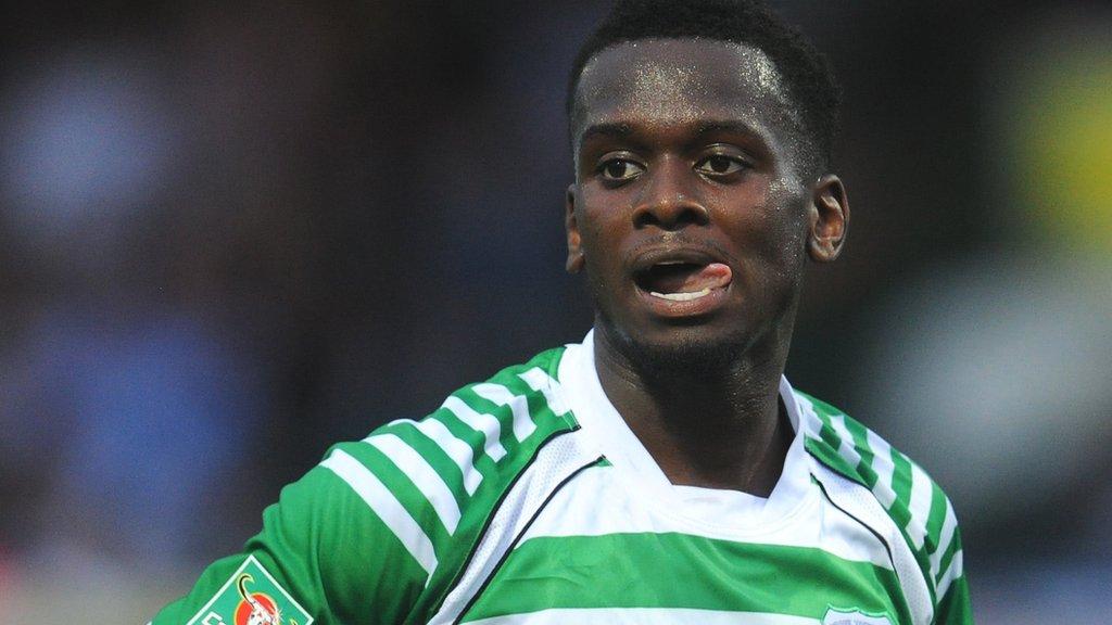 Norwich's Jaiyesimi suffers injury blow