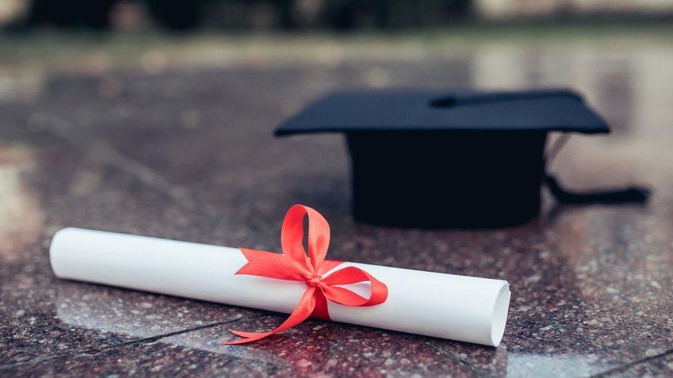 diploma ve mezuniyet kepi