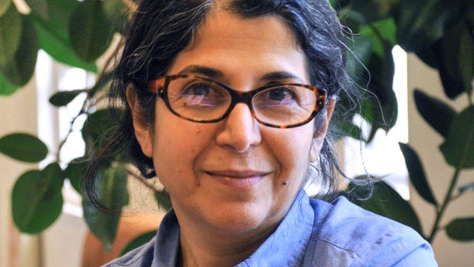 Fariba Adelkhah (file photo)