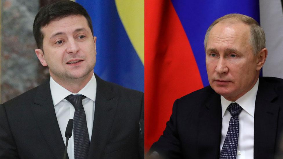 Путин и Зеленский встречаются в Париже. Принесут ли переговоры мир в Донбасс?