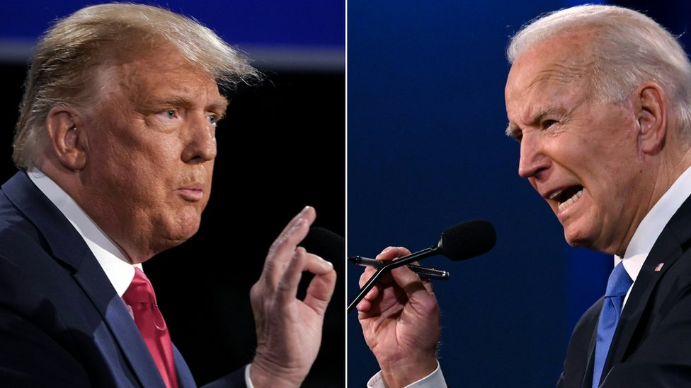 US election 2020: Would Trump or Biden be best for the UK? - BBC News