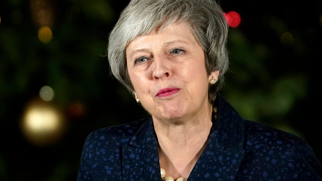 Theresa May: What next for the PM after confidence vote win?
