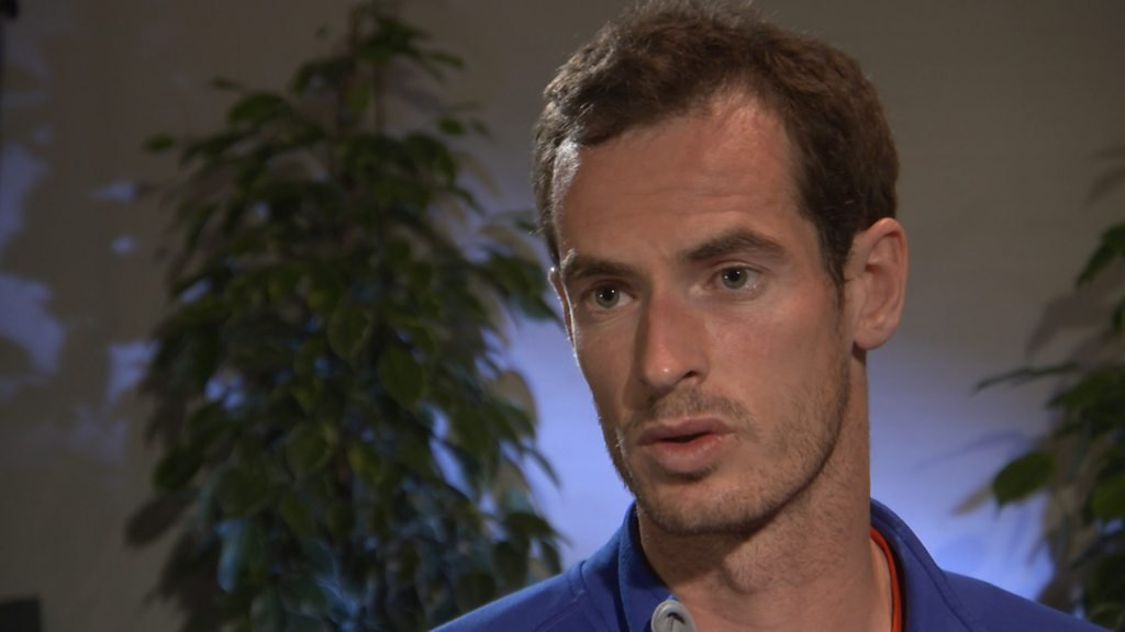 Best way for me to get fit is playing matches - Murray
