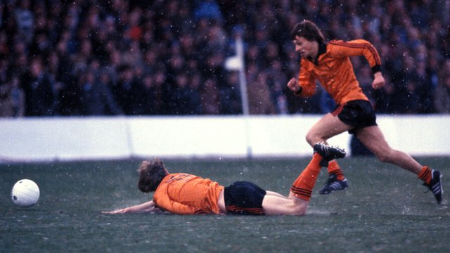 Rewind - Dundee 1-3 Dundee United 14/11/81