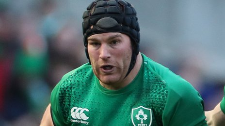 Sean O'Brien: Ireland flanker ruled out of Rugby World Cup