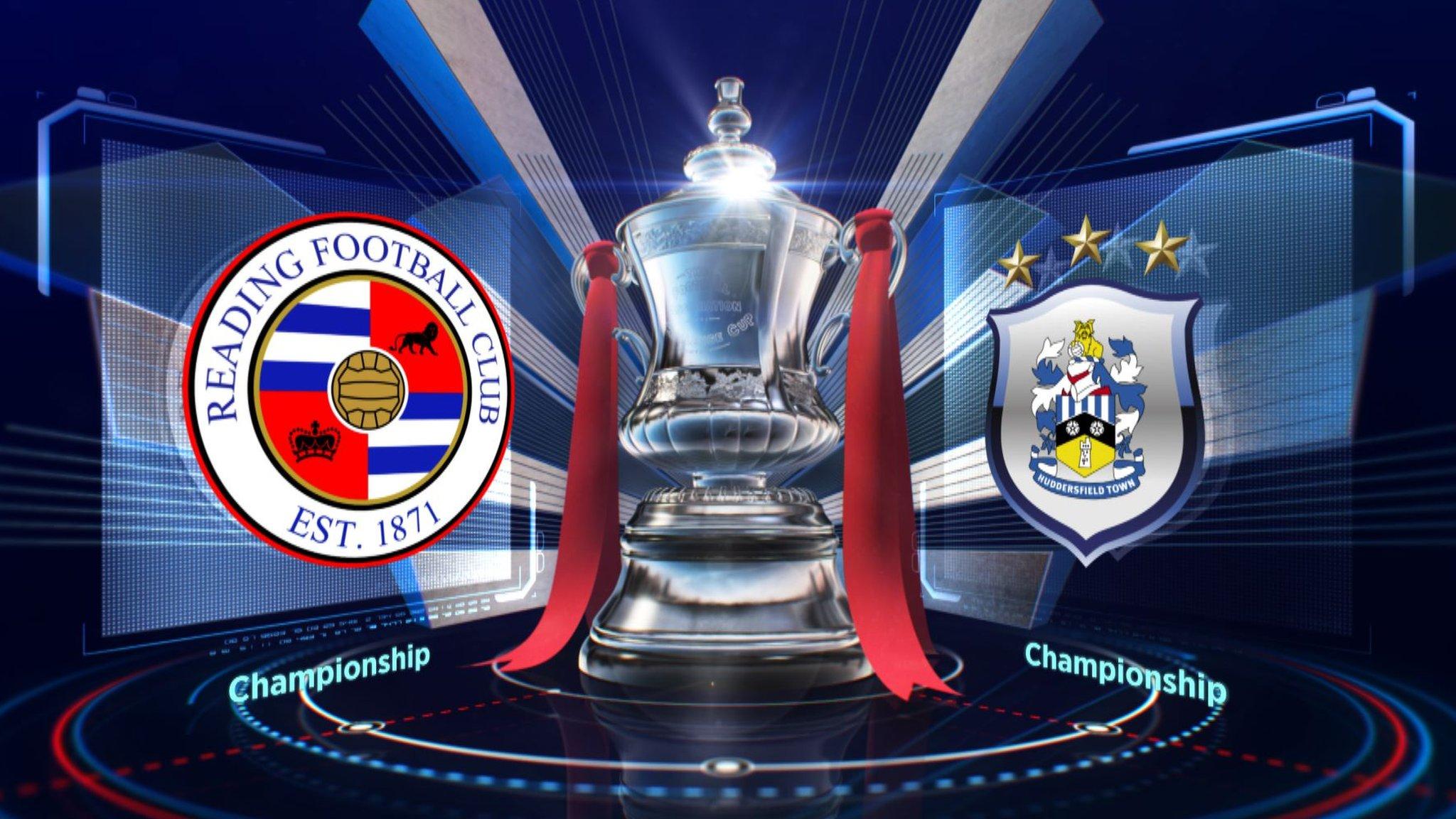 Highlights: Reading 5-2 Huddersfield