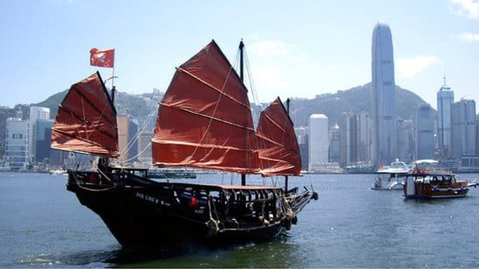 Hong Kong's last authentic junk in troubled waters thumbnail