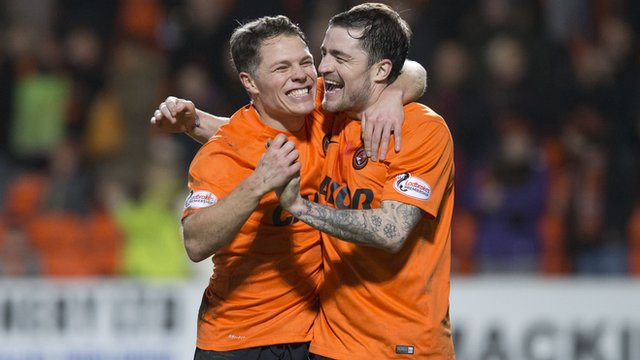 Highlights - Dundee Utd 5-1 Kilmarnock