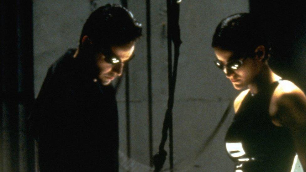 Neo and Trinity