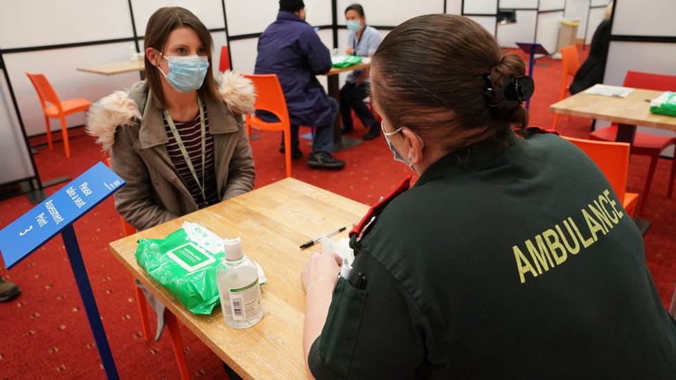 UK Faces Worst Weeks Of COVID Pandemic, Deaths And Cases Peak