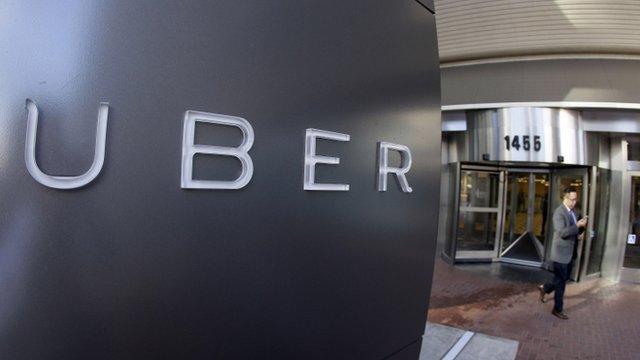 Uber head office