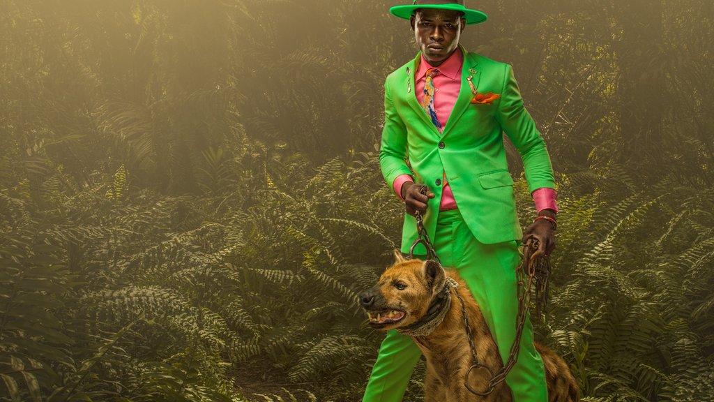 Osborne Macharia on the Afrofuturism revolution