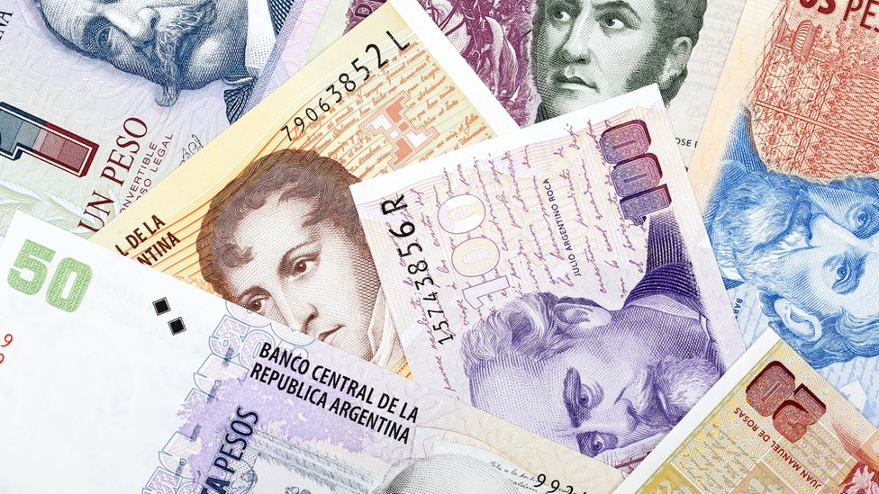 La volatilidad cambiaria no es una novedad en Argentina.