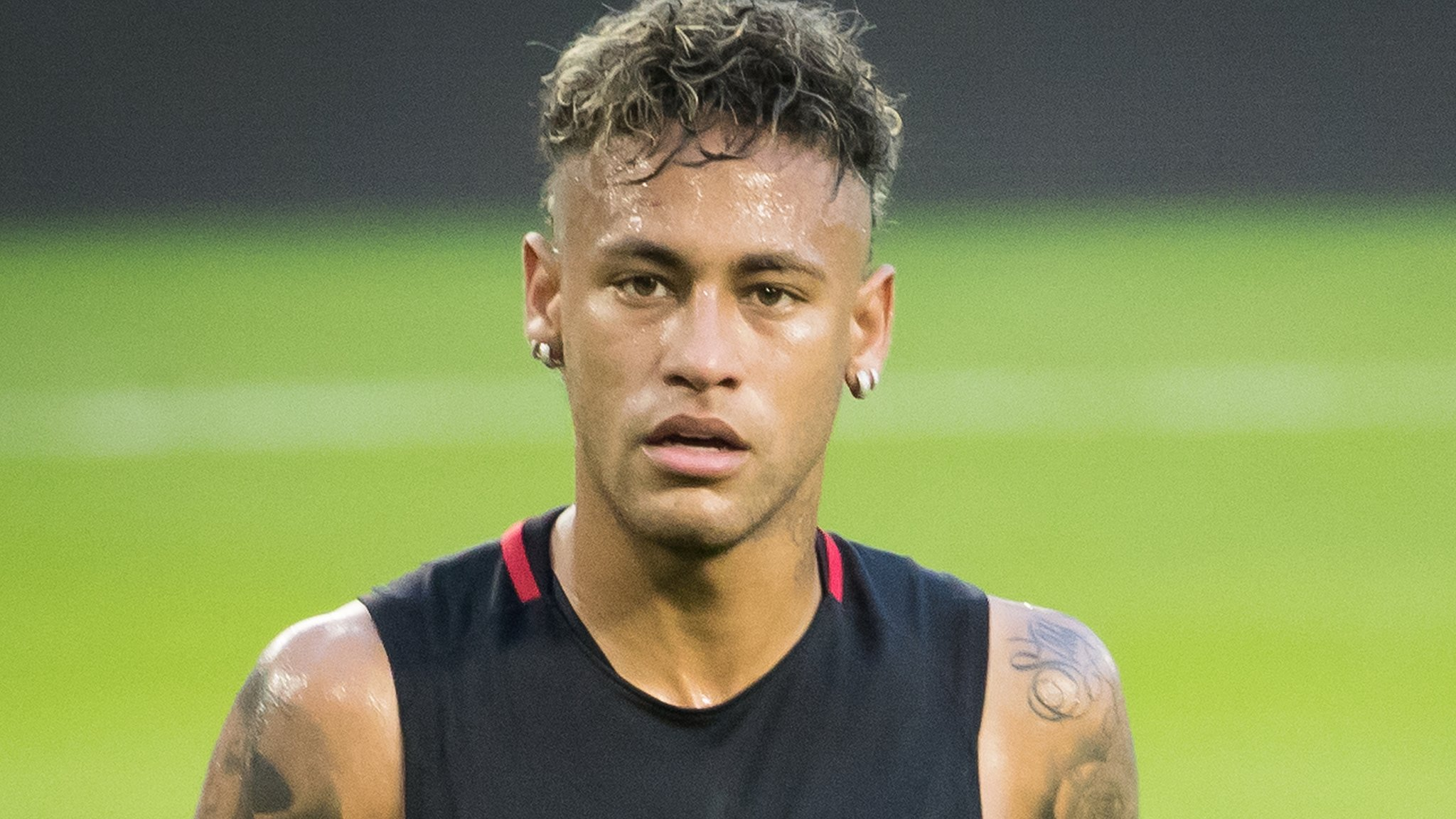 Champions League: Neymar charged for comments after loss to Man Utd