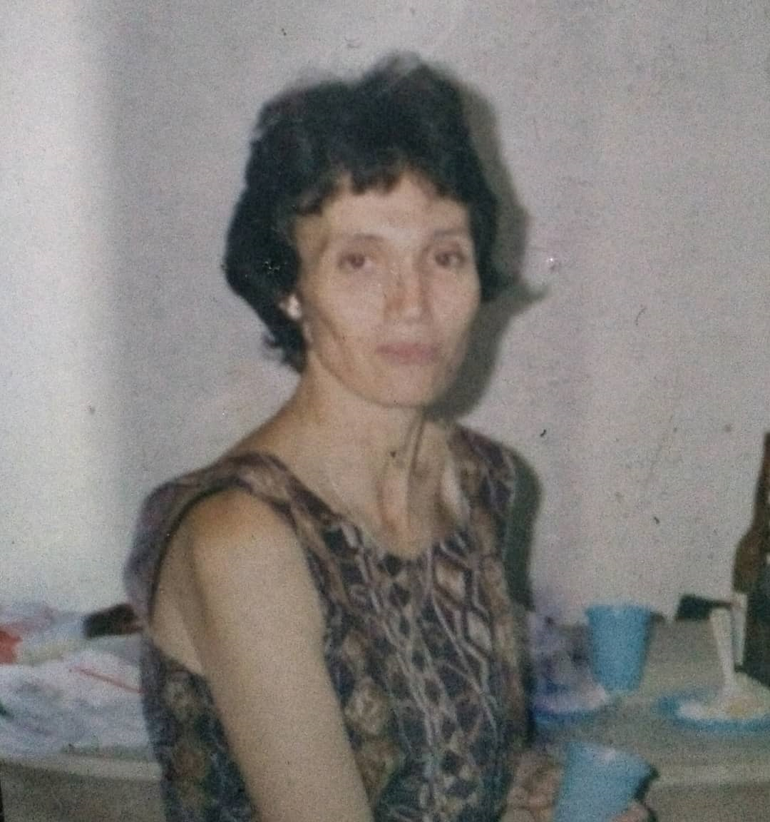 Sueli pada tahun 1996.