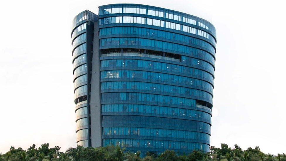 Oficina de Zoho en Chennai