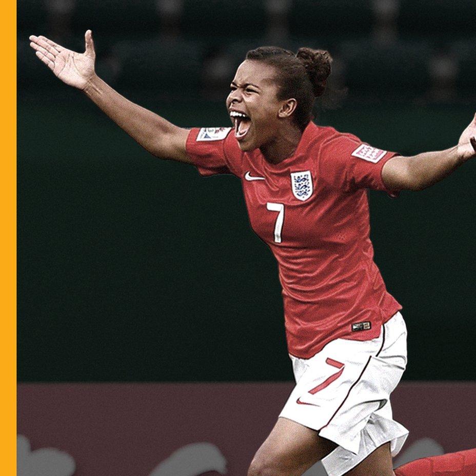 Nikita Parris: England's lucky charm