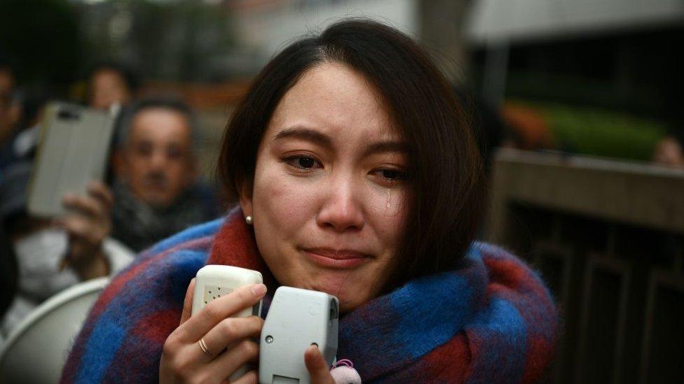 الصحفية شيوري إيتو
