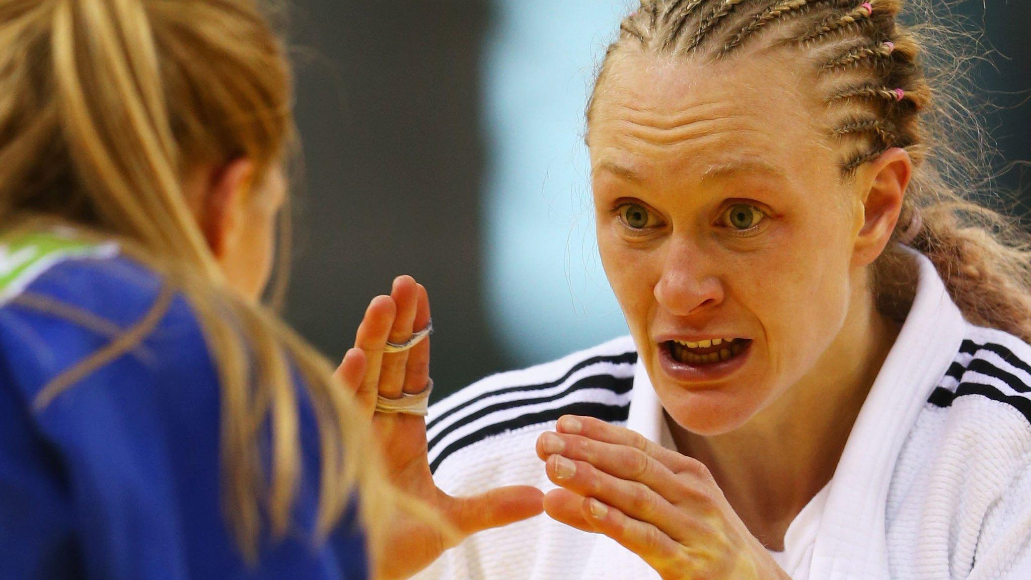 Gemma Howell: Great Britain judoka wins Grand Prix bronze medal in China